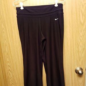 NIKE Dri-Fit, Exercise Pants, Size Med